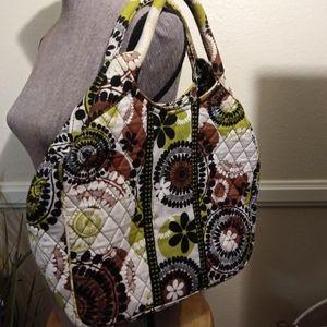 Vera Bradley purse with adjustable strap